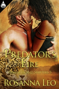 Predator's Fire cover