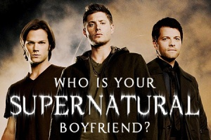 main--Supernatural-Boyfriend
