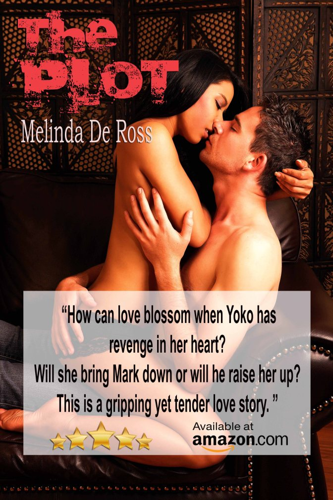 The Plot by Melinda De Ross #InLust #Suspense #Romance #MarchMadness