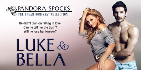 Luke & Bella by Pandora Spocks #InLust #BDSM #Giveaway