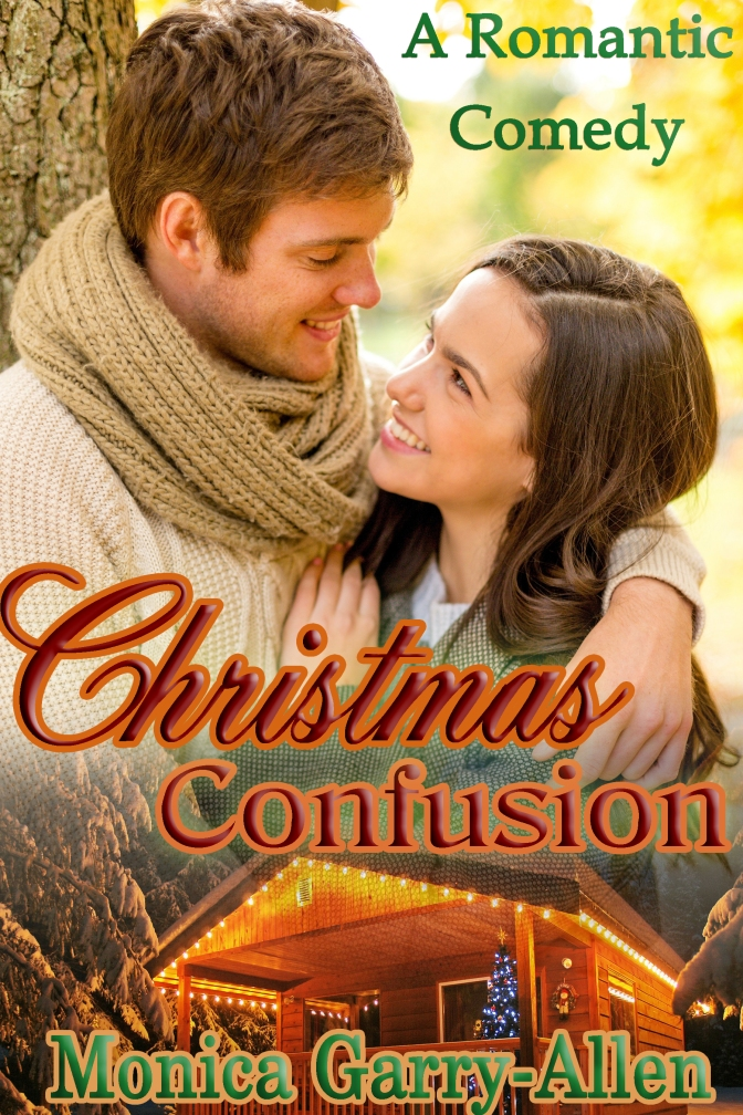 New Cover: Christmas Confusion #Romance #Comedy #Chicklit #Flirty