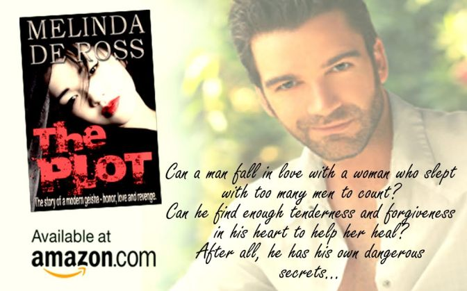 Can He Love Her AND Her Past? Our Hero Has A Hard Decision To Make In 'The Plot' by @Melinda_De_Ross #FoolInLove #Romance