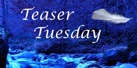 Teaser Tuesday 2