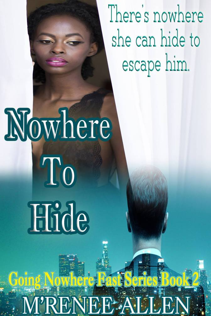 #CoverReveal Nowhere To Hide #GNFseries #IRromance #Thriller #Giveaway
