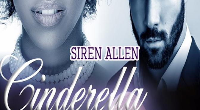 Cover Reveal: Cinderella and the Wolf Prince. #SirensTales #NaughtyFairyTales #ParanormalRomance