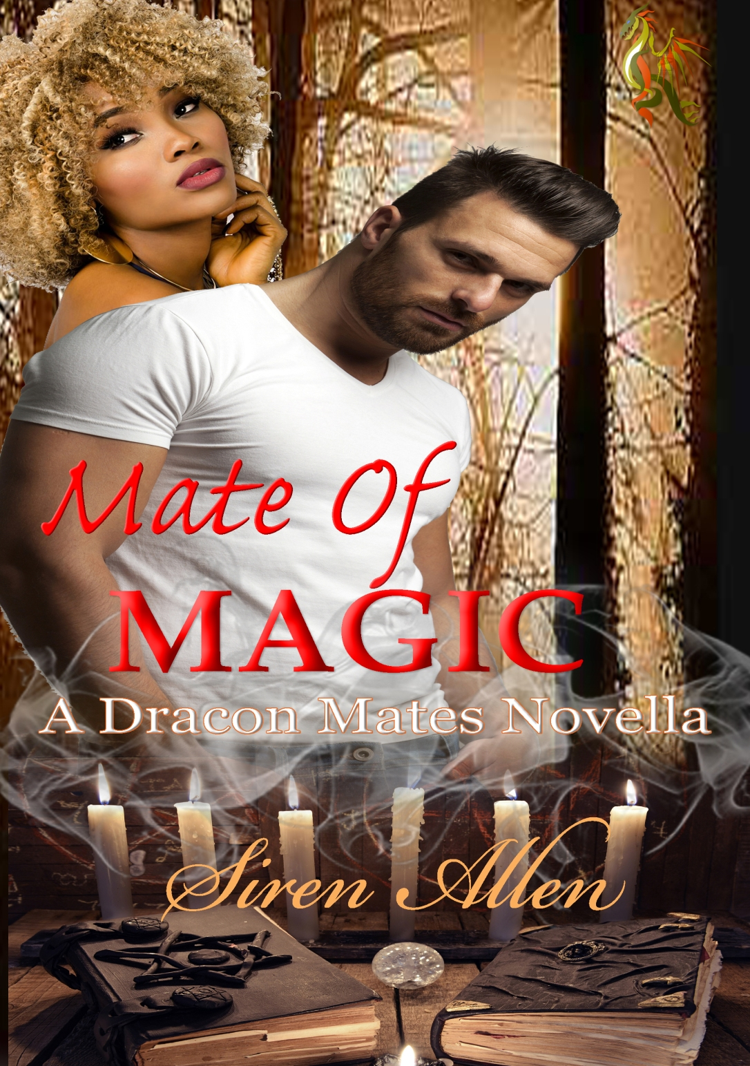 Mate Of Magic Cover 1