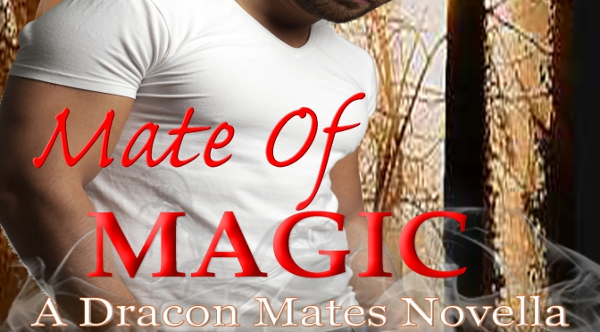 Cover Reveal – Mate Of Magic by Siren Allen.