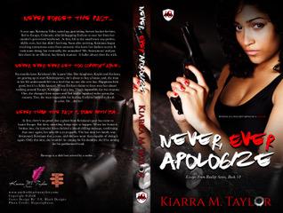 Never, Ever Apologize Kierra Taylor 5x8_BW_300