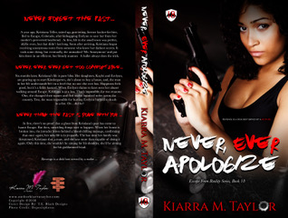 Never, Ever Apologize Kierra Taylor 5x8_BW_300