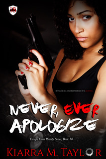 Never, Ever Apologize Kierra Taylor E-Cover